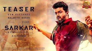 SARKAR OFFICIAL TEASER | RUNNING TIME | Duration REVEALED | Sarkar Teaser | Vijay | #SarkarTeaser