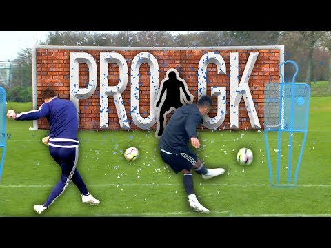 F2 VS PREMIER LEAGUE KEEPERS | WEST BROM EDITION