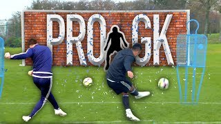 F2 VS PREMIER LEAGUE KEEPERS   WEST BROM EDITION