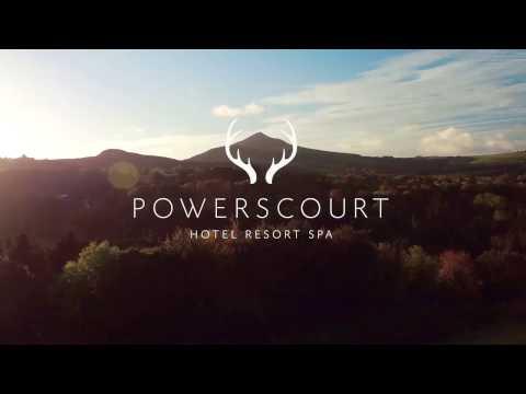 Powerscourt Hotel Resort & Spa - Ireland's Leading Hotel 2016
