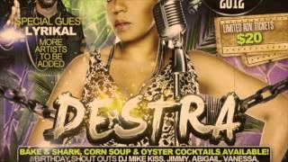 Destra Garcia Live At Moka Nightclub In Queens! Radio AD