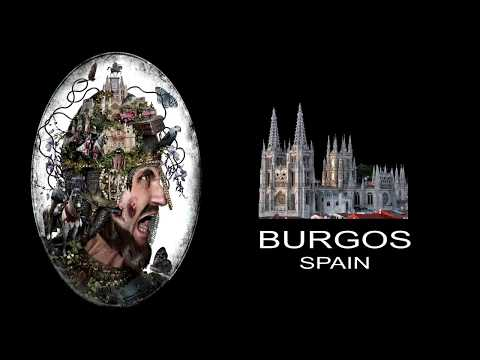 Audio visual guide for travelers in Burgos. Spain.