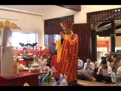 Đại Đàn Khánh Thành Tạ Hồng Ân Phật Thánh ( Đền Tranh Giang Vọng Từ )  1