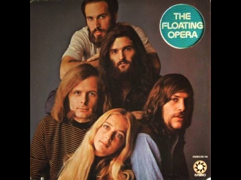 The Floating Opera, The Floating Opera 1971 (vinyl record)