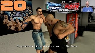 WWE SmackDown vs. Raw 2010: Road to WrestleMania #20