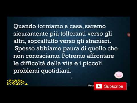 imparare l'italiano  il viaggio تعلم الايطالية معنا 
