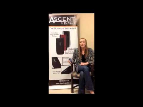 ascent vaporizer how to use