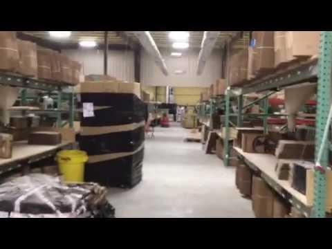 SGAmmo warehouse move