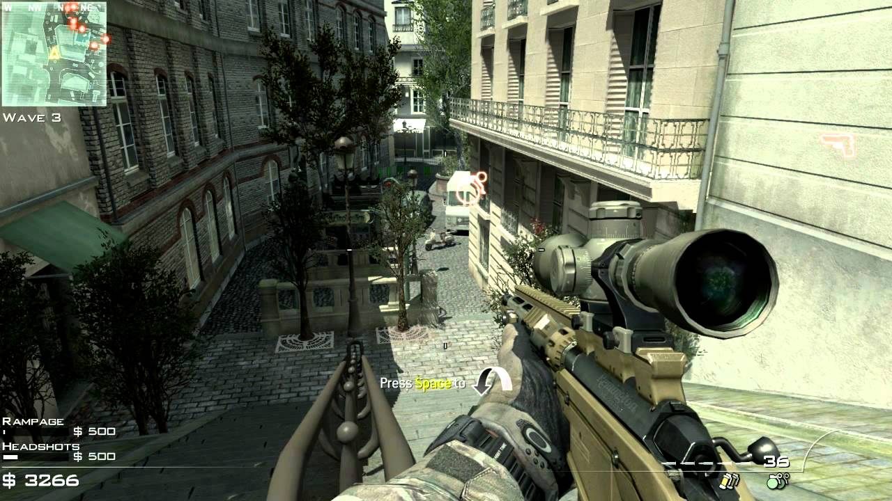 Modern Warfare 3 Remington Msr Sniper Quickscoping Spec HD Wallpapers Download free images and photos [musssic.tk]