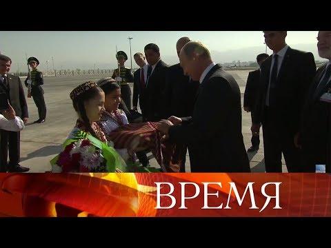 Российско-туркменские переговоры навысшем