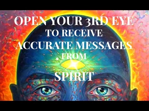 Receive Accurate Messages from Spirit Guides. Guided Meditat