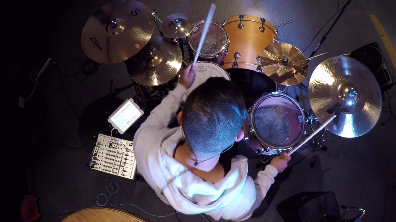 Drum Covers — Creative Worship Sounds