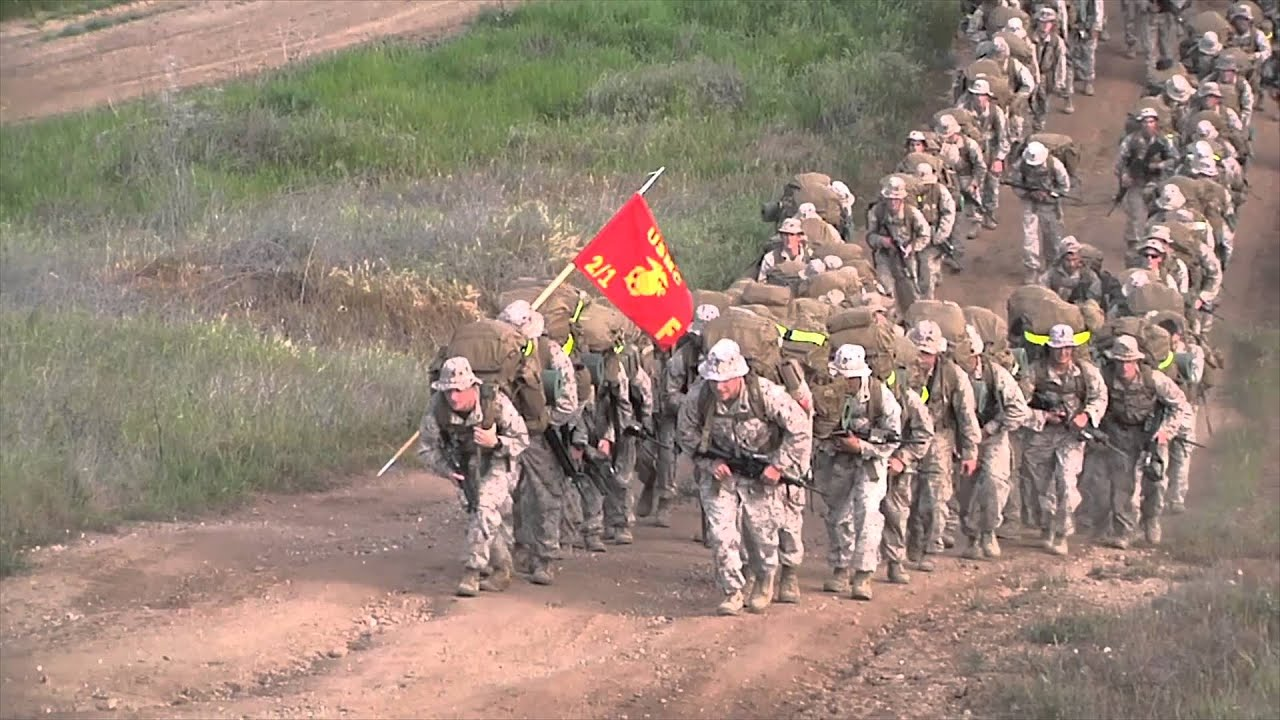 Marines Camp Pendleton