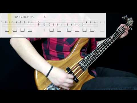 Foo Fighters - Monkey Wrench (Bass Cover) (Play Along Tabs In Video)