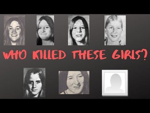 The hitchhiker murders of Santa Rosa, California [UNSOLVED]