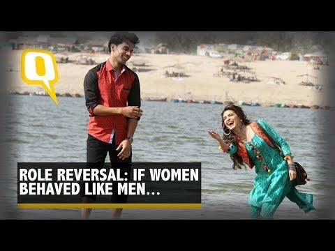 If Women Behaved Like Men During An Arranged Marriage Meeting (Ft. Rajkummar Rao & Kriti Kharbanda)