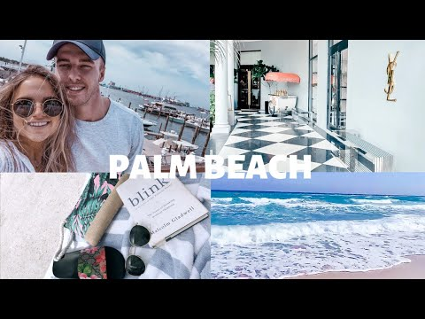 PALM BEACH TRAVEL VLOG | THE BREAKERS