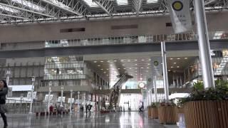 (4K)大阪ステーションシティ・時空の広場 - Osaka Station City