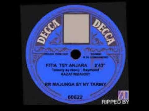 FITIA TSY ANJARA--RR MAJUNGA--1958