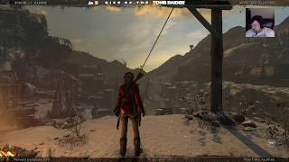 Rise Of The Tomb Raider (PS4)  [pt 8 of 16]