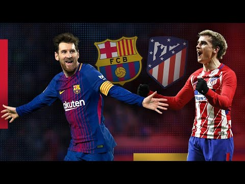 Download Barcelona vs Atletico Madrid 1-0 4/3/18 All Goals and Highlights