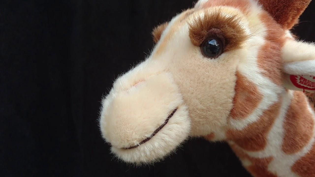 Talking Geoffrey Giraffe Plush Readwriteretro Youtube