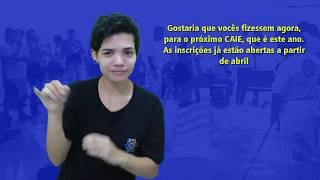 20180416 - Convite para o CAIE 2018 - Larissa Frik