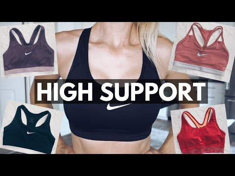 NIKE SPORTS BRAS FOR BIG BUSTS