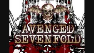 AVENGED SEVENFOLD (A7X) - TRASHED AND SCATTERED (WITH LYRICS!)