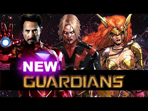 Guardians of the Galaxy 2 - Adam Warlock, Angela, Ms Marvel?! - Beyond The  Trailer