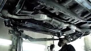 Антикоррозийная обработка  автомобиля,фото и видео