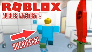NYE MAPS OG ASSASSIN GAME MODE! - Roblox Murder Mystery 2 Dansk
