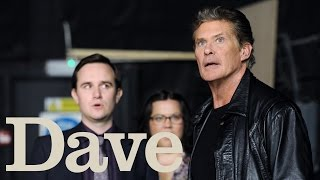 David Hasselhoff Is Hoff The Record | Dave