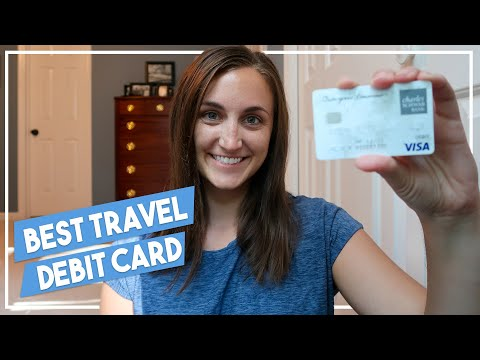 Charles Schwab The Best Travel Debit Card | $0 ATM Fees WORLD WIDE