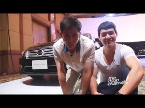live! : เจาะลึก New Nissan Teana จากงานเปิดตัว