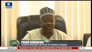 Power Generation: Unilorin Partners US Firm To Improve Supply