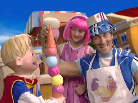 Lazy Town Episodio 10
