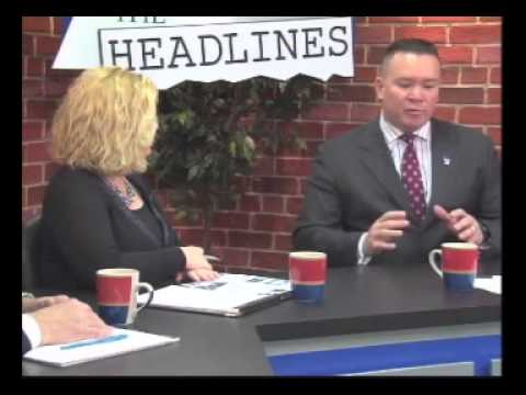 Behind the Headlines January 12, 2015 Susquehanna Valley Center for Public Policy