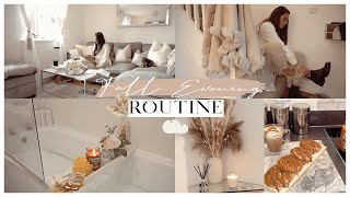 FALL EVENING ROUTINE | COSY & RELAXING