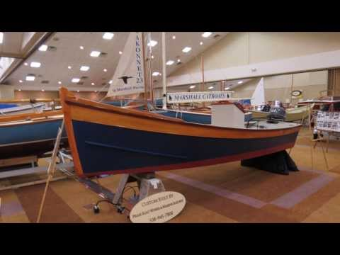 Boatbuilders' Show on Cape Cod 2014