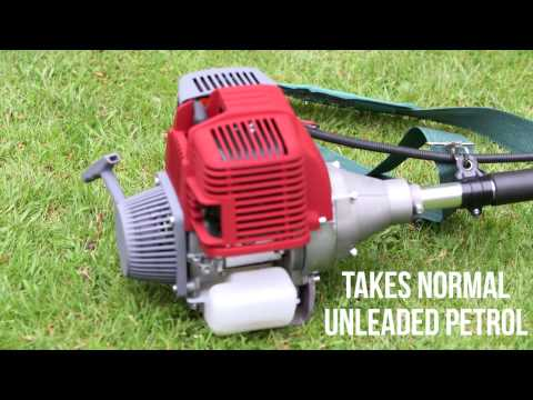 Eckman 4-Stroke Professional Brush Cutter/Grass Trimmer