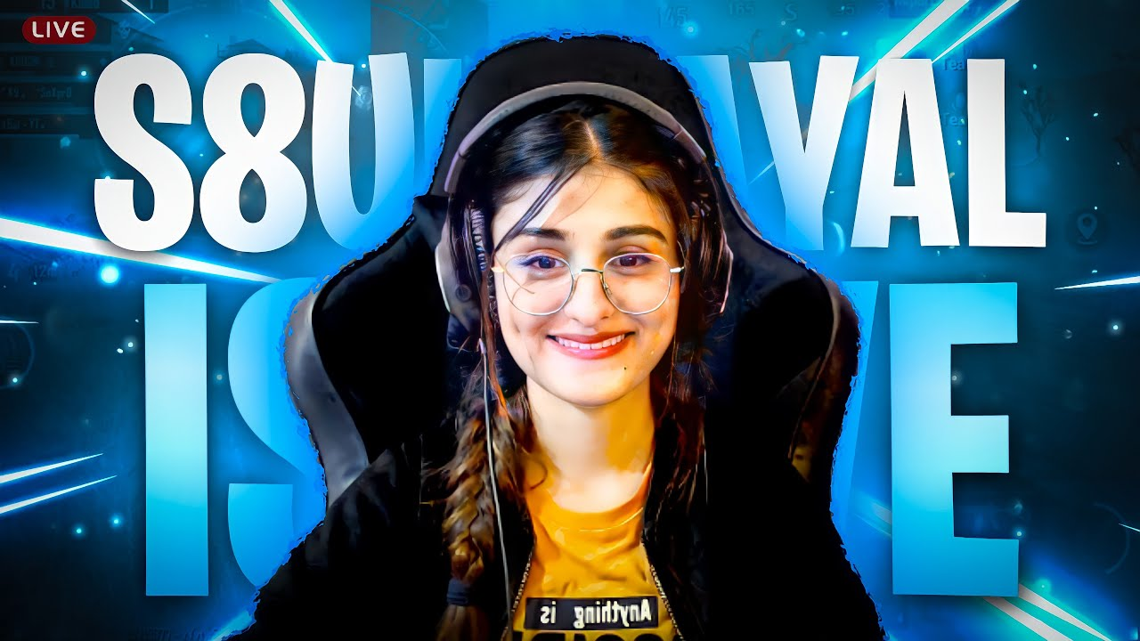 LATE NIGHT STREAM 😁🤩PUBG Live WITH PAYAL GAMING