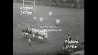 DiFilm - Ireland vs South Africa - Rugby International Match 1970