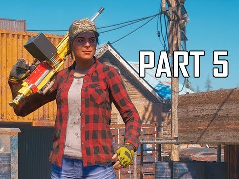 FAR CRY NEW DAWN Walkthrough Part 5 - Bunker (Let's Play Gameplay Commentary) thumbnail