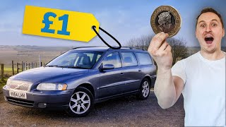 I Bought A Volvo For £1