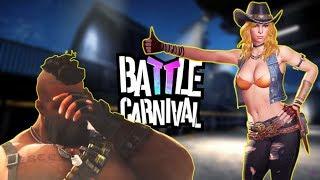 Battle Carnival | Финальный взгляд на игру спустя год | 2016 против 2018