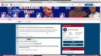 comment regarder la NBA en streaming ? le TUTO ultime NBA streaming pour les nuls
