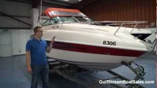 Fletcher 19 GTS Sports Cruiser For Sale -- GulfStream Boat Sales Review of Fletcher 19 GTS