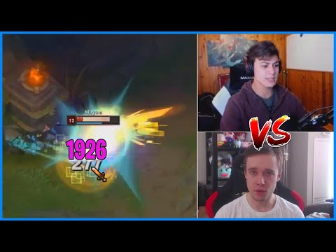 LL Stylish vs Redmercy  1926 Damage in 012 seconds  LoL Daily Moments Ep 281