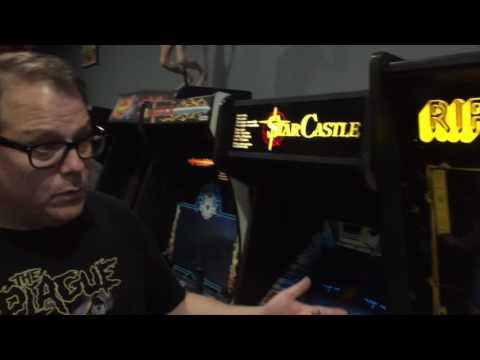 Insane private arcade - Arkham Arkhade Walkthrough Part2
